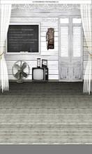 Wedding theme photography background cloth nostalgic background studio photos vintage wood floor wall background, 3583