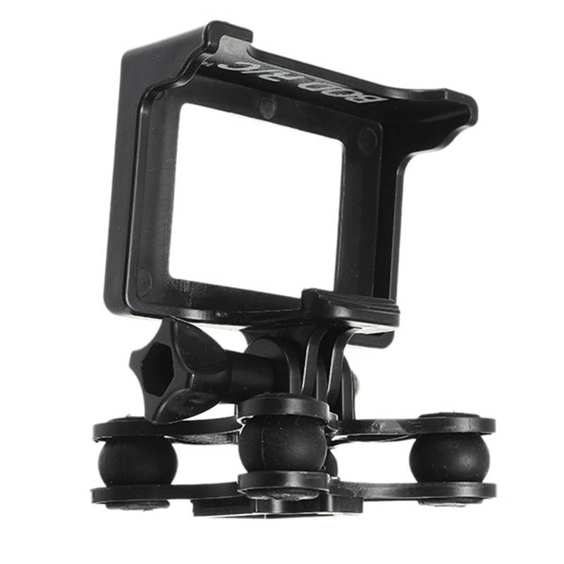 Syma X8W X8G X8HG RC Quadcopter Spare Parts Black Gimbal Camera Frame For RC Models Xiaoyi FPV Drone(China (Mainland))
