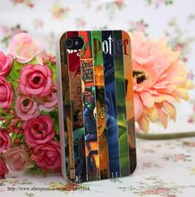 harry potter Pattern Hard Transparent Cover Case for iphone 4 4s 5 5s 6 6s For Clear Cell Phone Cases