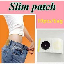 100 pcs/lot Brand help sleep&lose weight slimming Patch lose weight fat Navel Stick Burning Fat Magnets of lazy paste
