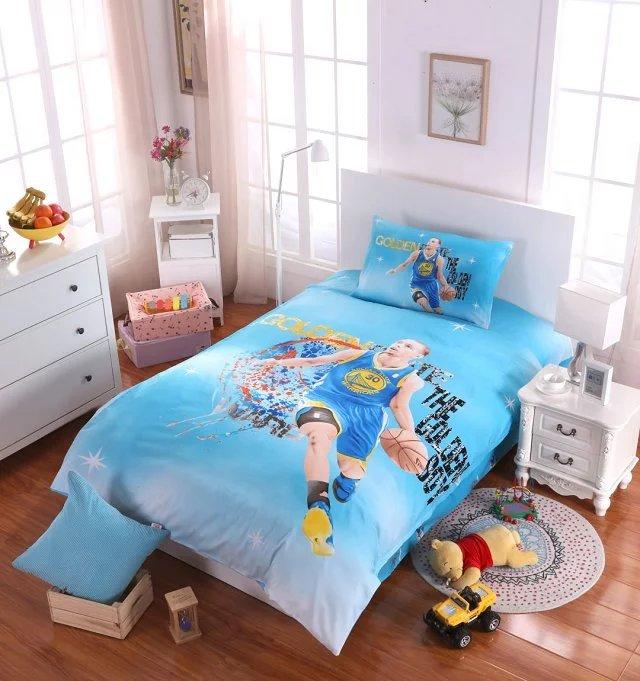 Online Get Cheap Basketball Bedroom Sets Aliexpress Com