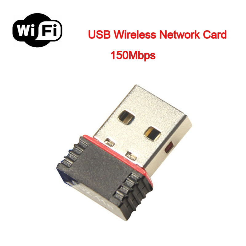 Mini 150Mbps Wireless Network Card USB Router wifi Adapter WI-FI Sender Internet for PC Laptop Wifi Signal Receiver(China (Mainland))