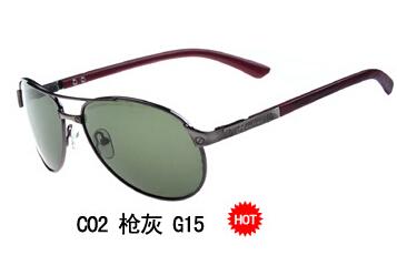 2015 new men driving polarized sunglasses polarizer 5191 luxury goods sunglasses sunglasses yurt(China (Mainland))