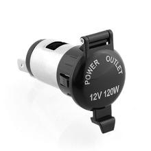 12V Cigarette Lighter Socket Power Plug Outlet Parts Car Truck - Top Eshopping store