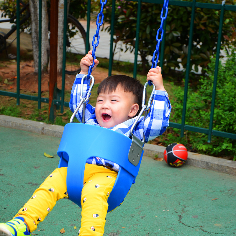 Non-toxic EVA plastic baby swing basket  Full Bucket Infant Swing Seat with Soft Grip Bouncers,Jumpers Swings<br><br>Aliexpress
