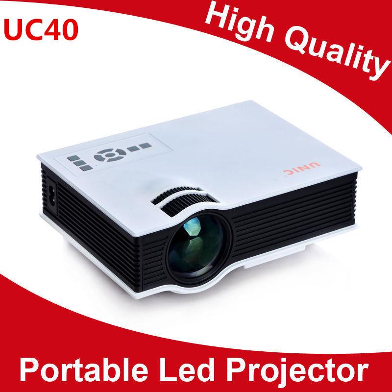 Проектор Other ! UC40 /proyector AV /V USB & SD HDMI 300pcs UNIC