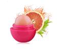 Neue Mode runde eosed organischen Lippen Ball natürliche verschönern Beliebte Frauen Cola-Flasche Lip Smacker Pflege