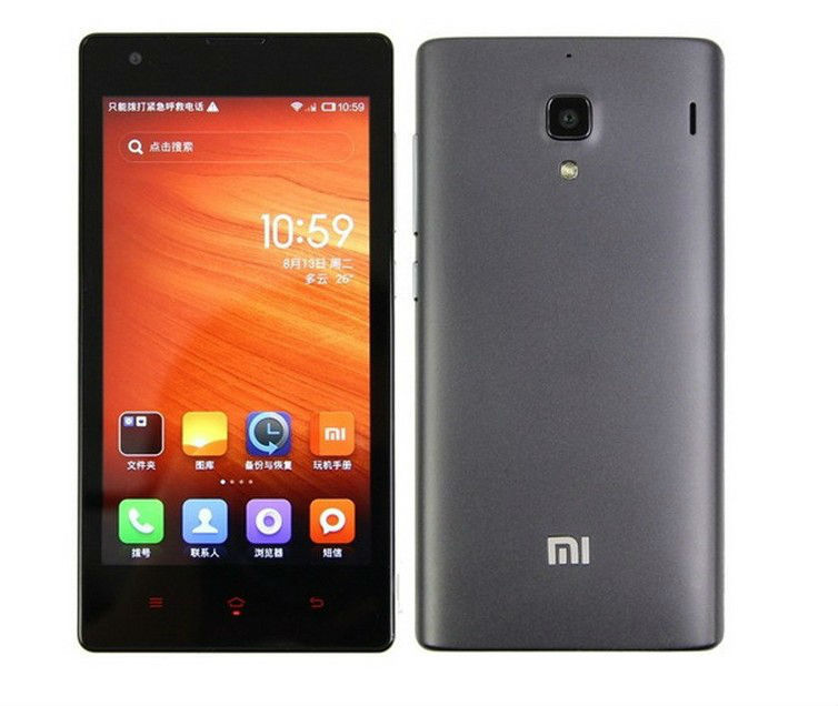 "Cheap! Original Xiaomi Red Rice 1 1S Redmi Hongmi Qualcomm Quad Core WCDMA 4.7"" 1280x720 Mobile Phone 8MP Dual SIM 1G RAM 8G ROM(China (Mainland))"