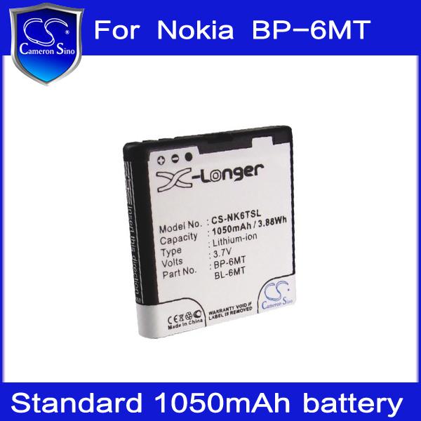 3.7v Li-ion Battery 1050mAh Rechargeable Mobile Phone Battery For Nokia N78 N82 E51 5610 6110 Navigator 6500 Slide 6720 N81 6720(China (Mainland))