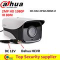 DAHUA HDCVI HAC HFW1200M I2 1080P IR 80M IP67 Bullet Camera 1 2 7 2Megapixel CMOS