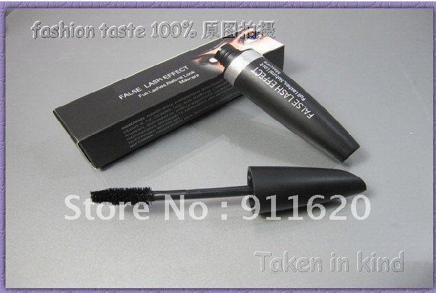cheap makeup*drop ship 12 PCS false lash effect full lashes,natural look mascara 13.1ML china post