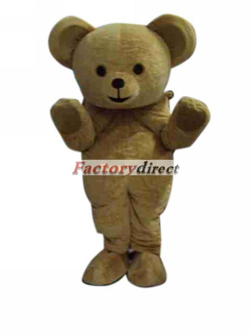 Brown Adult Size Gnome Bear mascot costume adult size party costumes dress costuymes outfit - cartoon NO.1 store