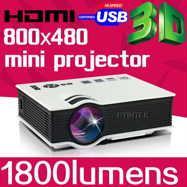 Проектор 2015 HDMI USB 1080P HD LCD /3d Proyector byintek кондиционер daikin atxs35k arxs35l