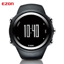 Best Selling EZON T031 GPS Timing Fitness Watches Sport Outdoor Waterproof Digital Watch Speed Distance Calorie Counter(China (Mainland))