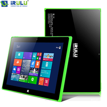 "W1003 IRULU 2 in 1 Windows 8.1 10.1"" Tablet PC Laptop 32GB Intel CPU Laptop with Screen Protector & Keyboard 2015 New(China (Mainland))"