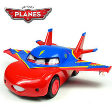 Metal Electric Cars  Planes Pixar Model  Toys For Children,Miniatures Pixar  Plane Classic Toys Model Plane Toy(China (Mainland))