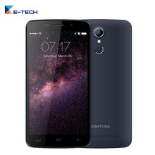 Buy Original HOMTOM HT17 Smartphone MTK6737 Quad Core Cell Phone 5.5 Inch HD Screen 1GB RAM 8GB ROM Fingerprint 3000mAh Mobile Phone for $72.99 in AliExpress store