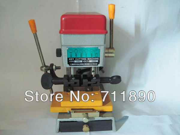 Multi fuctional chucking 339C Key Duplicating Machine 220v/50hz(China (Mainland))
