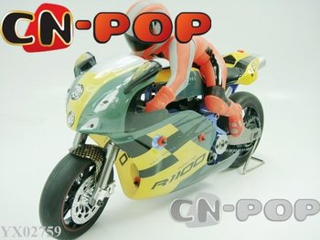 RC motorcycle gas bike 15CC engine nitro gas radio remote control motorcycles RC car Newest 1:5 scale fast speed toy