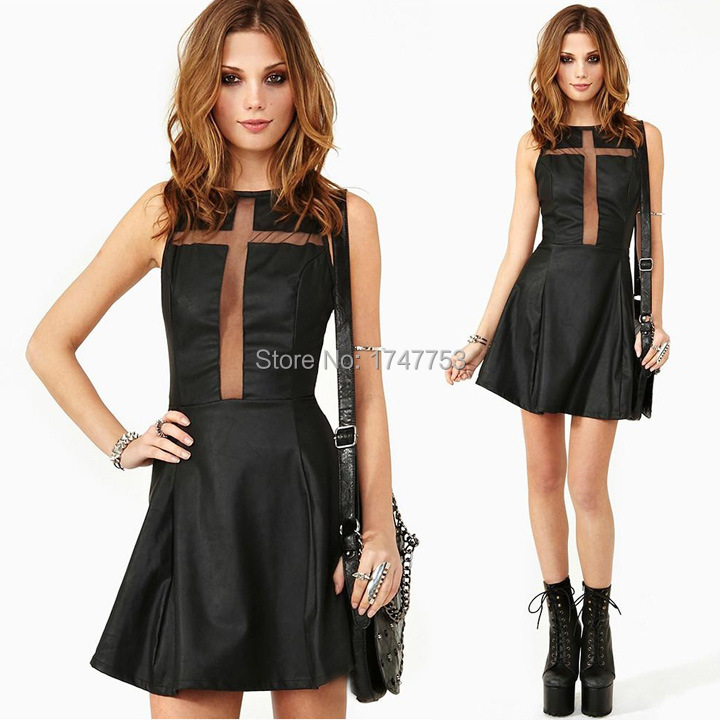 New Arrivals 2015 Women Dress Short Evening Party Dresses Fashion Voile Sexy Desigual Dress Summer Clothes For Women(China (Mainland))
