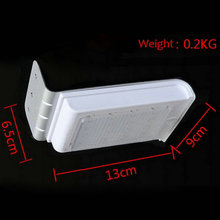 s16 LED Solar Power Motion Sensor Garden Security Lamp Outdoor Waterproof LightHot New Arrival(China (Mainland))
