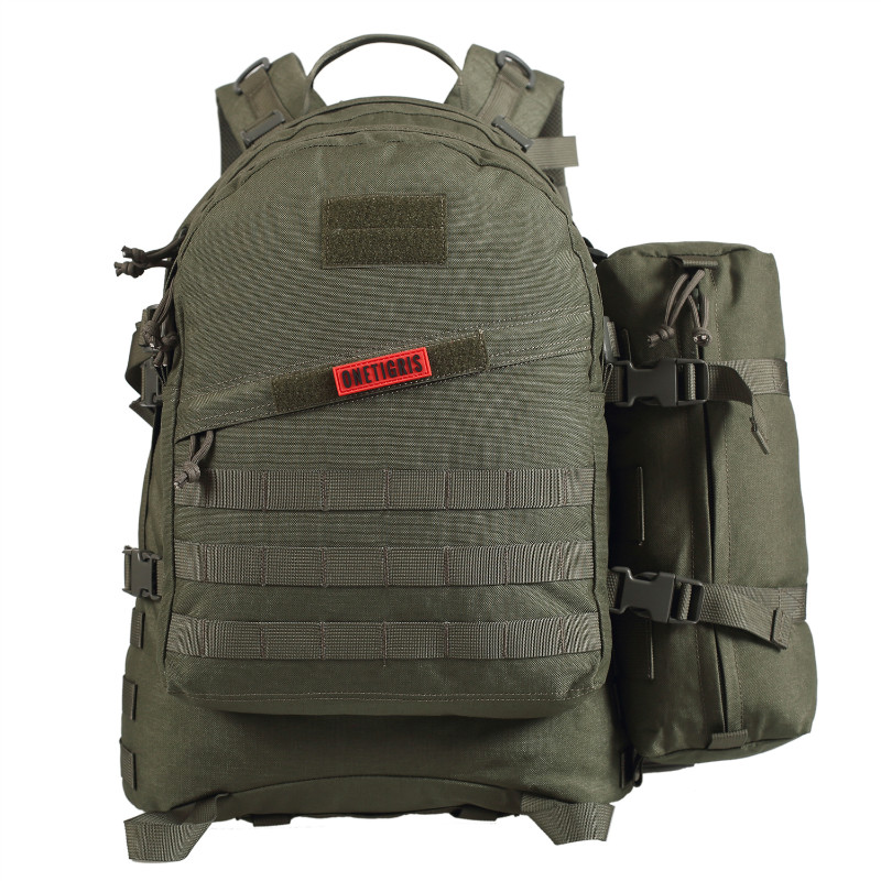 OneTigris Tactical Bushcraft Backpack Duffle Assault Backpack Molle Hiking Mountaineer Rucksack Trekking daypack Bug Out Bag<br><br>Aliexpress