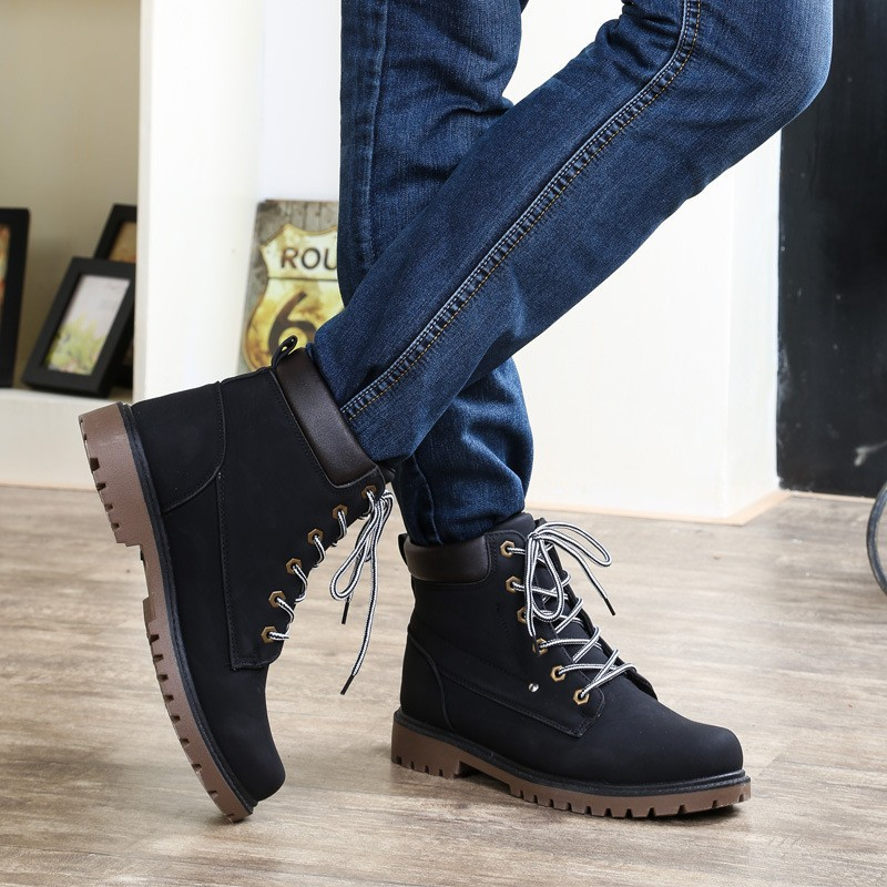 work boots for men lowest price Picture - More Detailed Picture ...