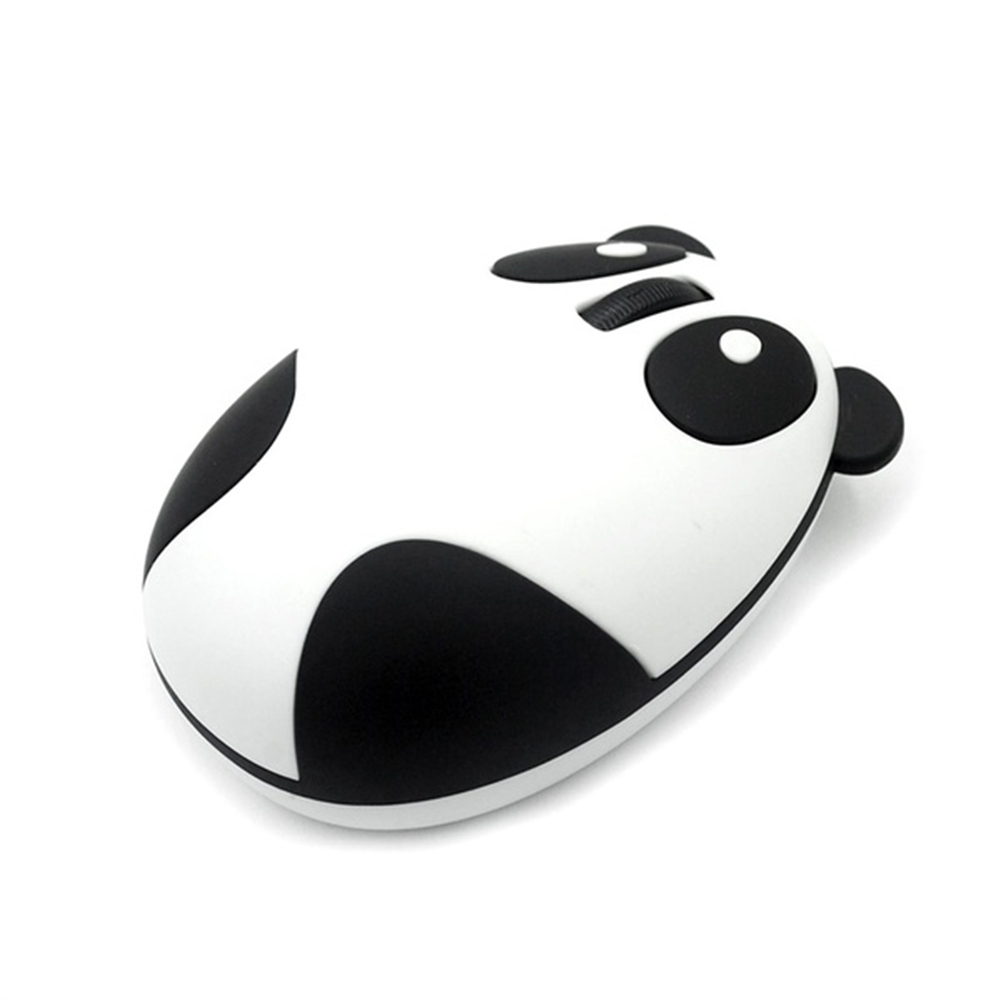 2.4GHz Wireless Optical Panda Computer Mouse for Win/Mac/Linux/Andriod/IOS(China (Mainland))