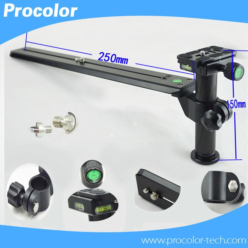 Camera lens holder PRO-LS250 for SLR cameras Aluminum photography Bracket Telephoto lens holder stand