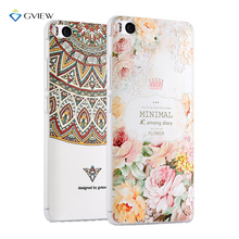 Buy Super 3D Relief Printing Clear Soft TPU Case Xiaomi Mi 5s / Mi5s Prime Phone Bag Back Cover Ultra-thin Shell Coque Fundas for $7.28 in AliExpress store