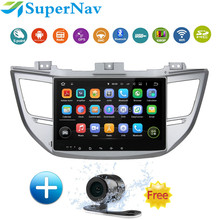 Quad Core Android5.1.1 car dvd player For HYUNDAI TUCSON ix35 2015 2016 With wifi bluetooth radio stereo GPS Navigation Free Map(China (Mainland))