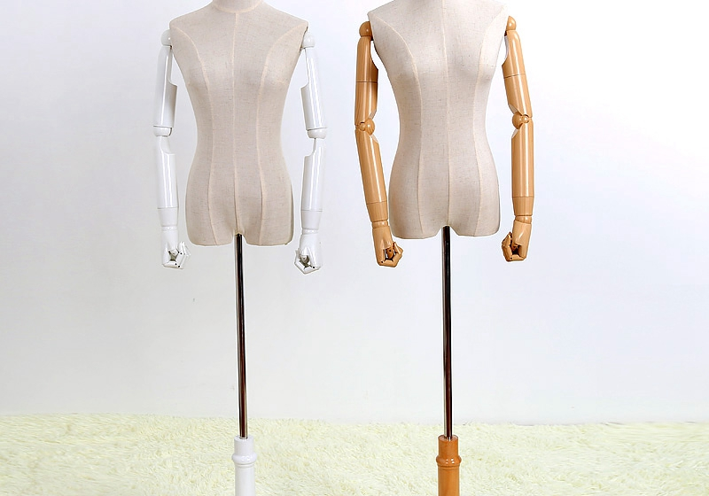 Half-length female mannequins activity arm rack clothing store mannequin model dummy Specials(China (Mainland))