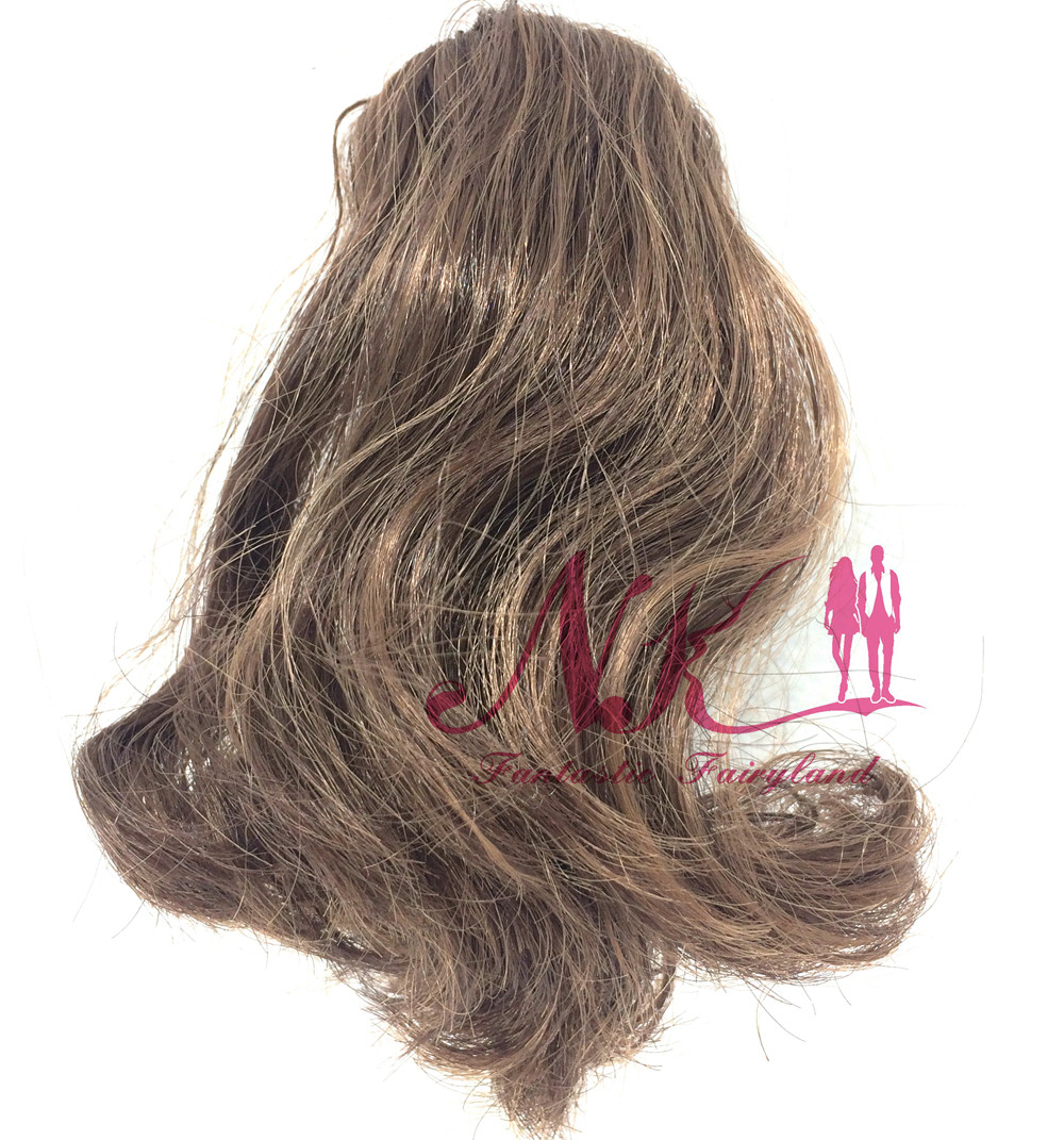 NK One Pcs Authentic FR Doll Head  For FR Dolls 2002 Restricted Version Assortment Lengthy Hair Greatest DIY Present For Ladies'  Doll zero04B