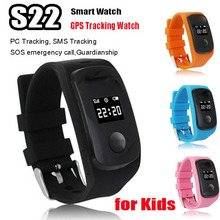 ZGPAX S22 SOS GPS/LBS/PC/SMS Tracking Smart Watch Smartwatch Children Safe Positioning Guardianship Small Quick Dial for Kids U8