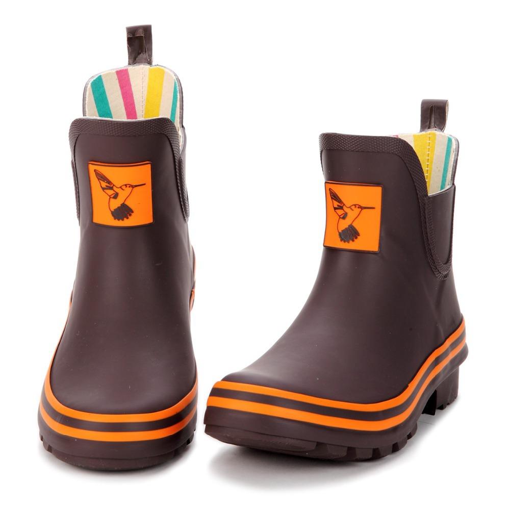 Low Rain Boots Women