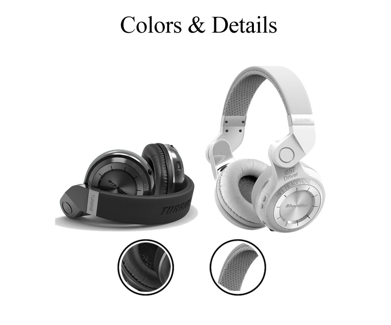 XY1308 Bluetooth Stereo Headphones Wireless Bluetooth 4.1 Headset Hurrican Series On the Ear Headphone Hifi with Micphone