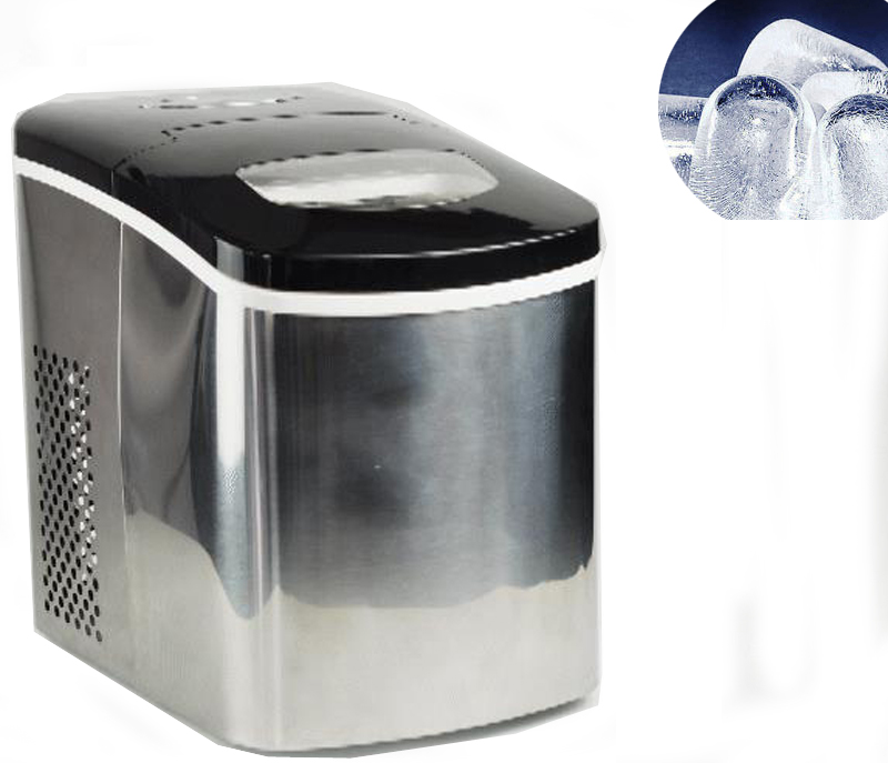 2016 Maquina De Hielo 15kg/24h Bullet Sphere Ball Ice Maker Machine For Home/commercial Stain Steel Block Making 220v For Sale(China (Mainland))
