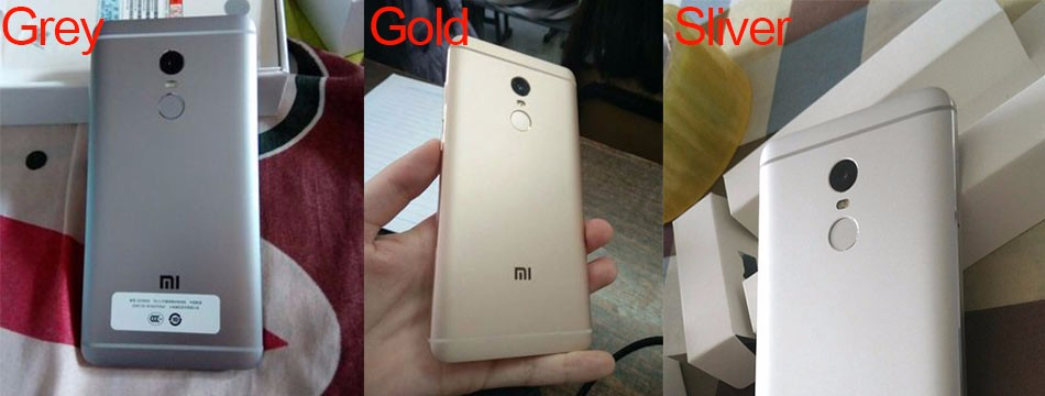 Original Xiaomi Redmi Note 4 Pro Prime 3GB RAM 64GB ROM smartphone MTK Helio X20 10-Core Note4 1080P MIUI8 Fingerprint ID phones