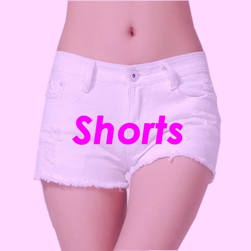 Womens shorts 1