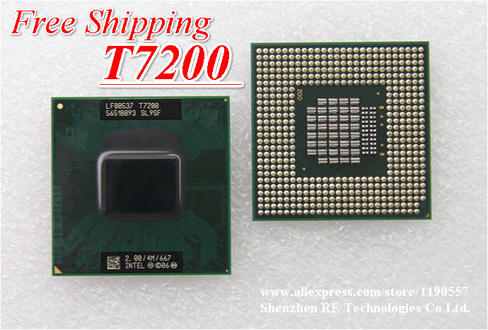 Процессор для ПК Intel Core Duo T7200 Scoket 478, 945 core 2 duo e8400 в питере