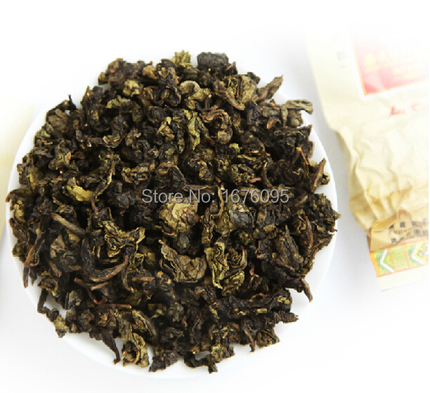 Taiwan oolong, Anxi Tieguanyin Tea, the gift of choice, special tea packing box, pouch, 100g/<br><br>Aliexpress