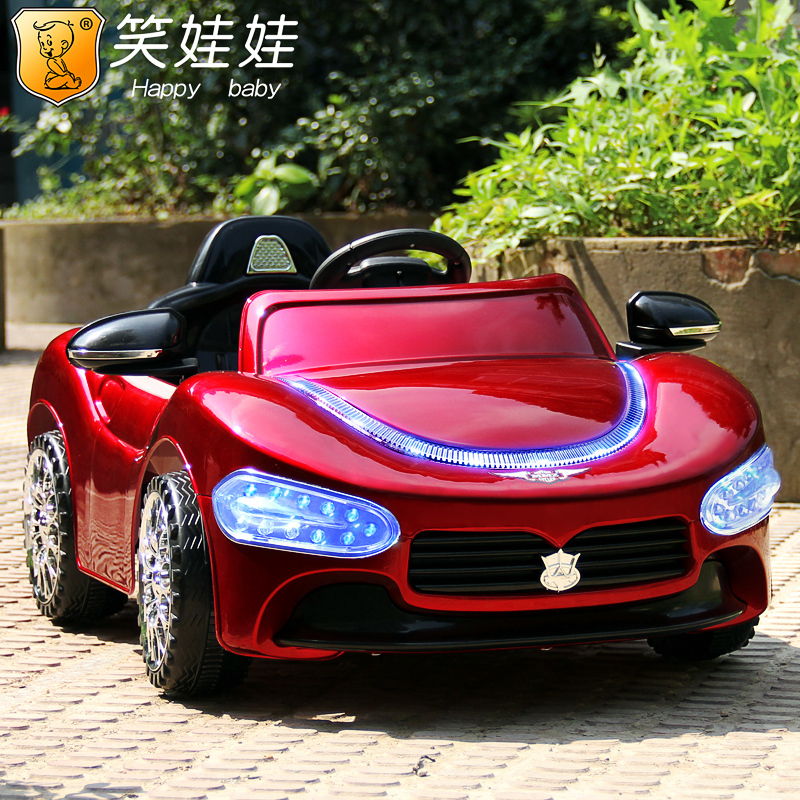 Child Toy Car Mini Coopermini Cooper Electric Car Toys For