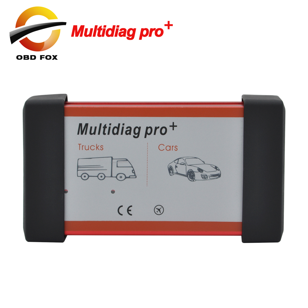 2016 tcs cdp Multidiag pro+ 2014.3 version cars trucks bluetooth + carton box - OBD FOX TECH Co.,Ltd store