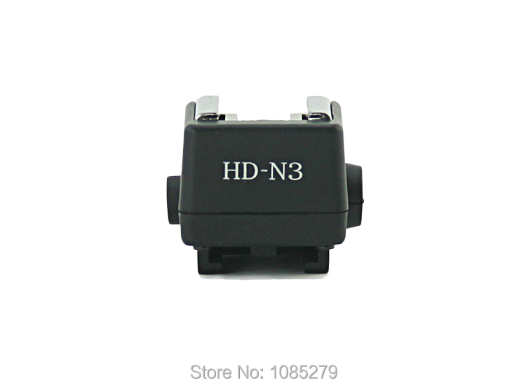 SHOOT(TM) Factory Direct HD-N3 Flash Converter Hot Shoe Adapter Sony Nikon Canon - Tadpoles Electronic Co., Ltd. store