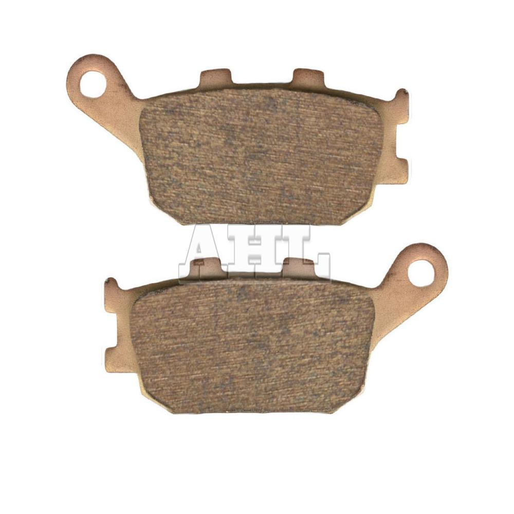 Motorcycle Parts Copper Based Sintered Brake Pads For SUZUKI DL650 AL1 XP V-Strom Xpedition 2011 Rear Motor Brake Disk #FA174