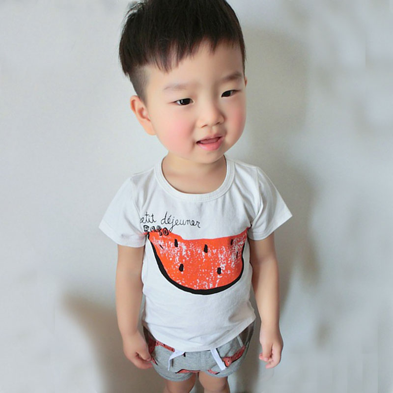 Baby Boys T Shirt Designer Kids Boy Clothes Brand Girls