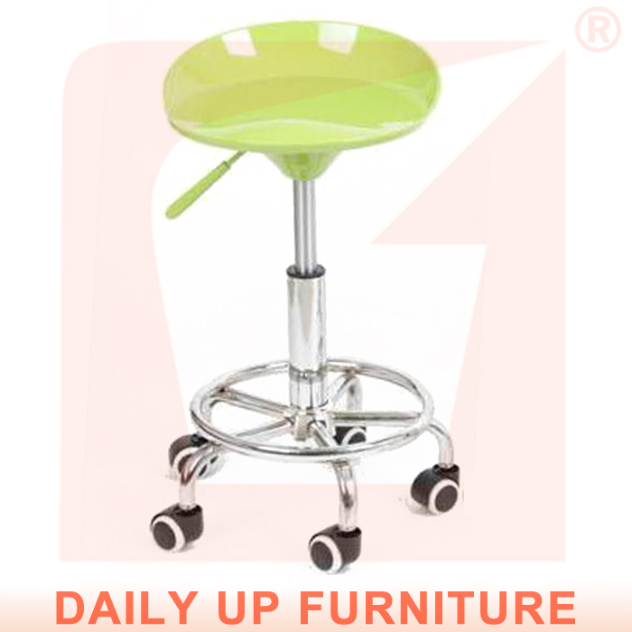 Dining Pp Stool Bar Steel Chair Laboratory Room Lift Chair