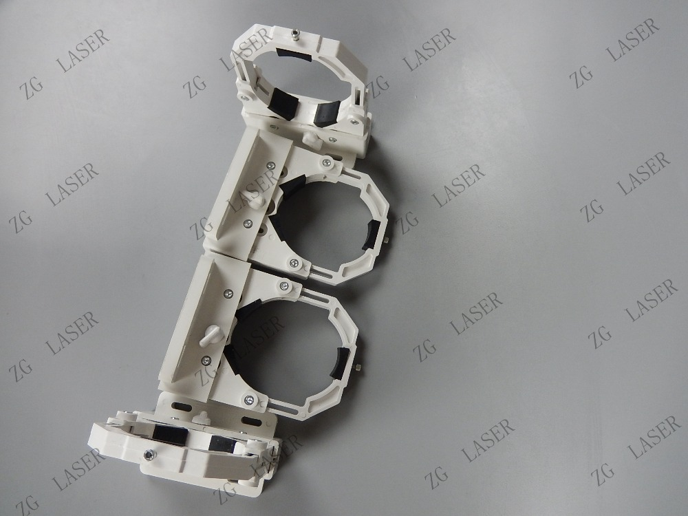 Adjustable laser tube support for CO2 glass tube(China (Mainland))