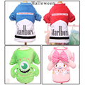 2016 High Quality Dog Pet Clothes for Winter Halloween Party Dress Super Warm Clothing Coat jacket