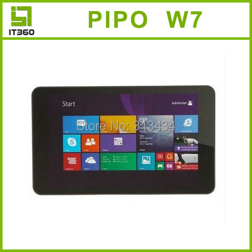 2015 NEW PIPO W7 Quad Core Windows 8 1 Tablet PC 7 inch Intel Atom Z3735G